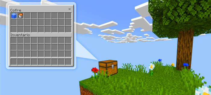 Classic Skyblock for Bedrock Minecraft PE Maps