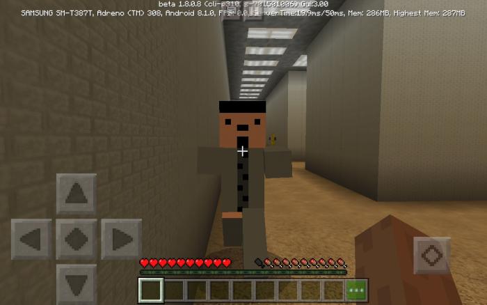 Baldi's Basics Bedrock Edition Update V2 0 (Horror) | Minecraft PE Maps