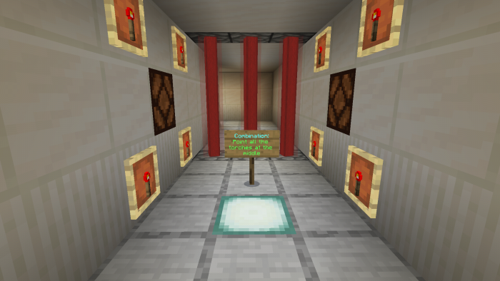 Most Secured Bunker Minecraft Pe Maps